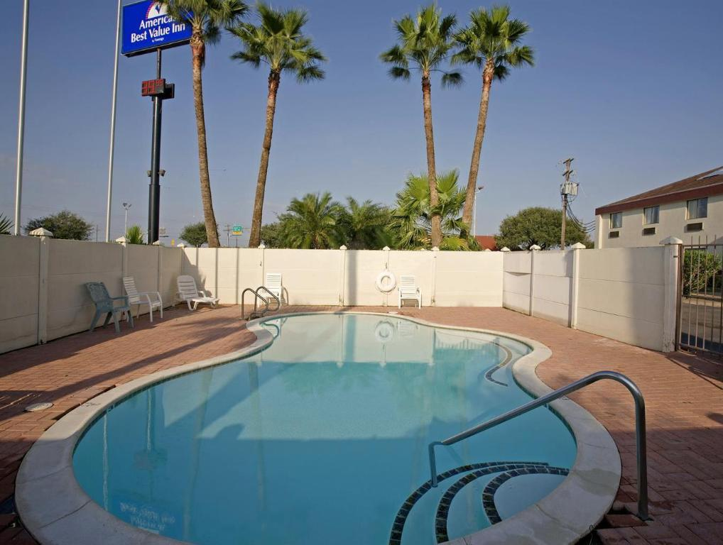 Swimmingpool Americas Best Value Inn-Weslaco/Mercedes