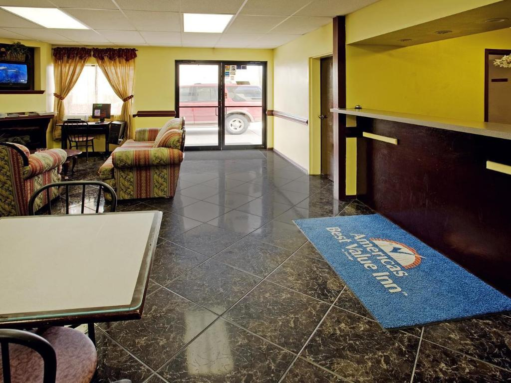 Hotellet indefra Americas Best Value Inn-Weslaco/Mercedes