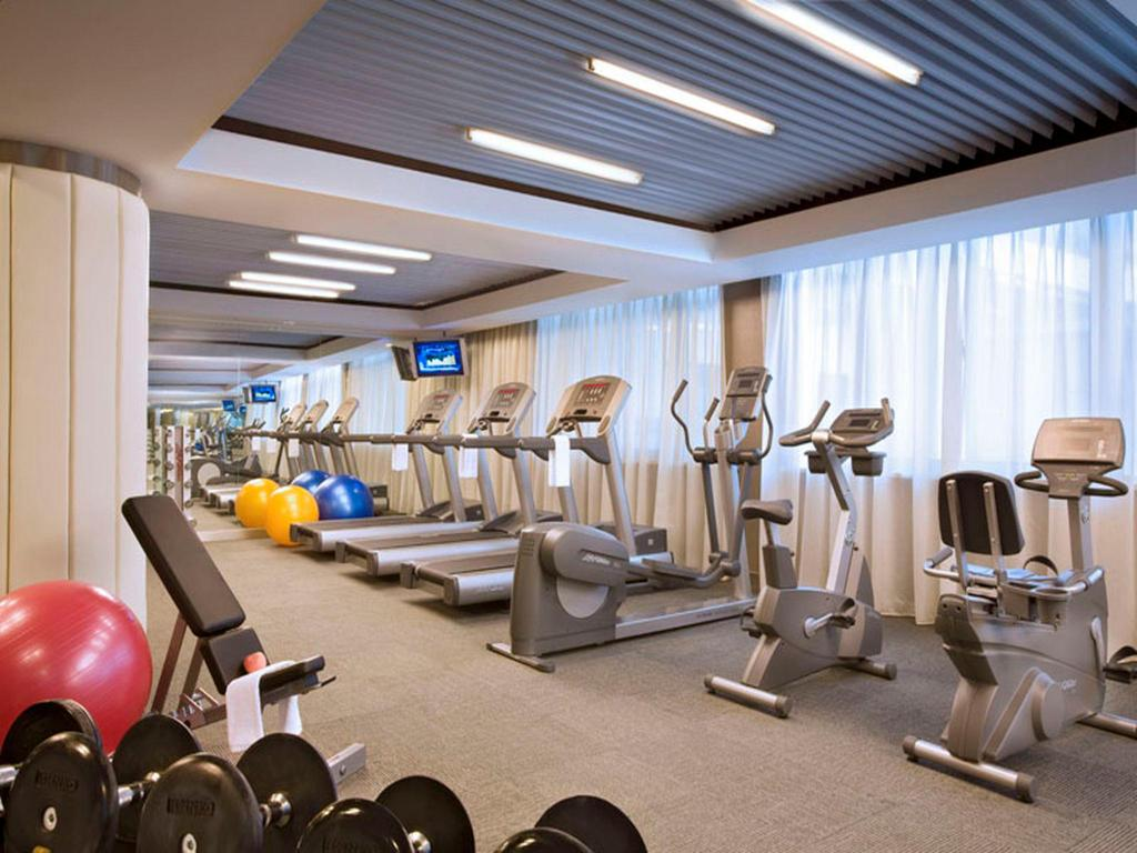 gym Somerset Emerald City Suzhou