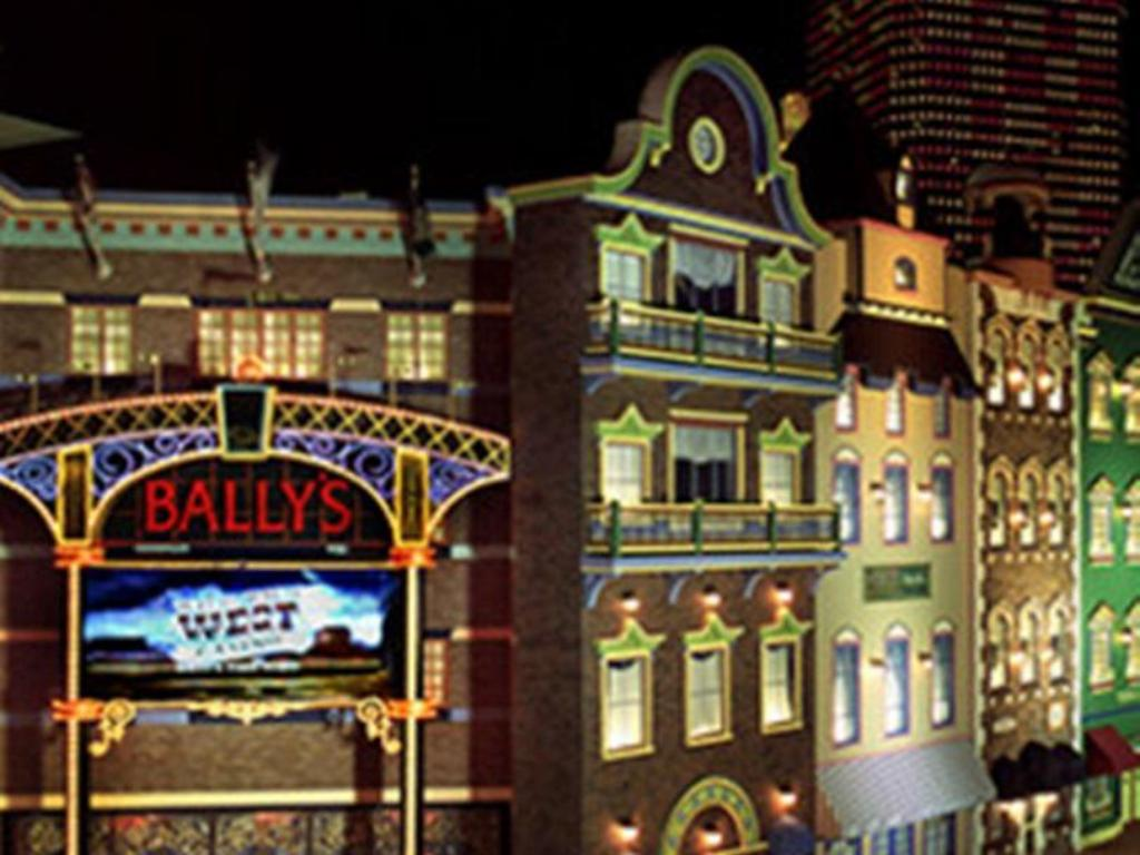 Bally s Atlantic City hotel