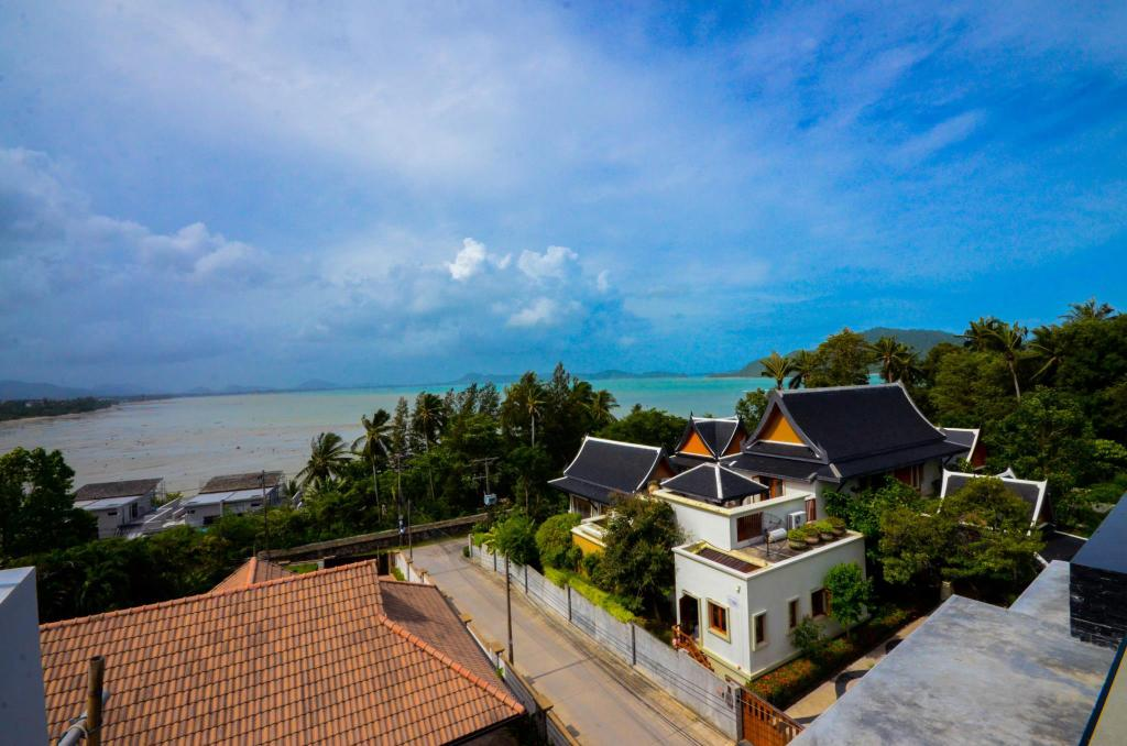 View Aqua Sea View Villas Rawai