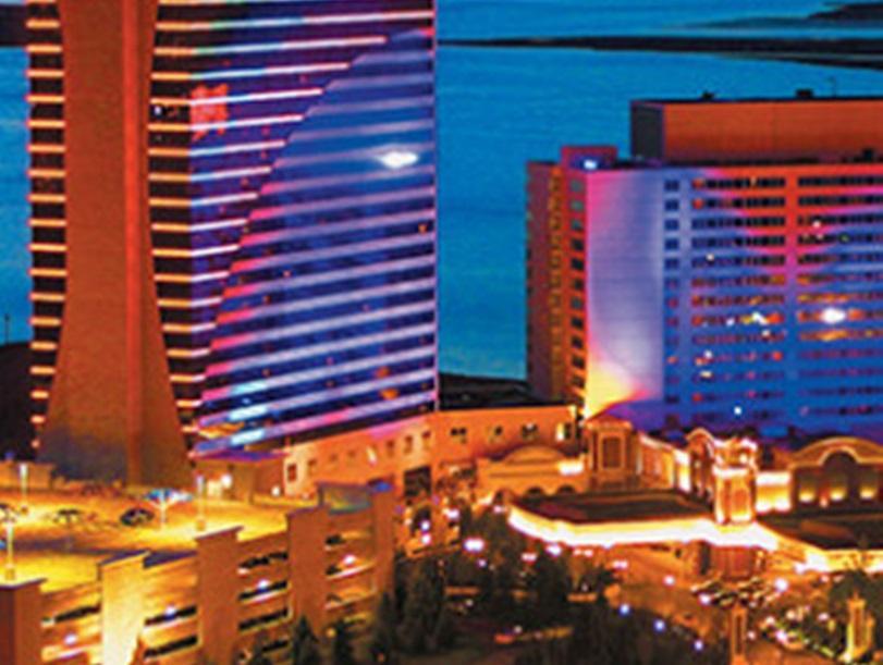 Hotell Harrahs Resort Atlantic City Atlantic City - NJ- I Atlantic City ligger.