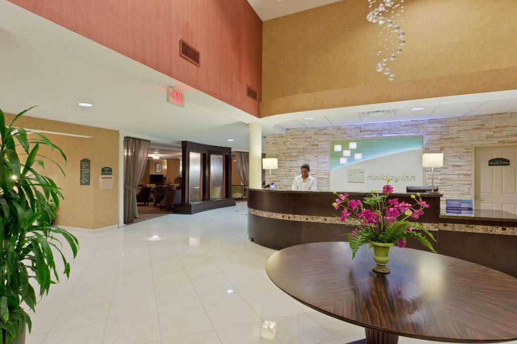Lobby Holiday Inn Orangeburg-Rockland/Bergen County