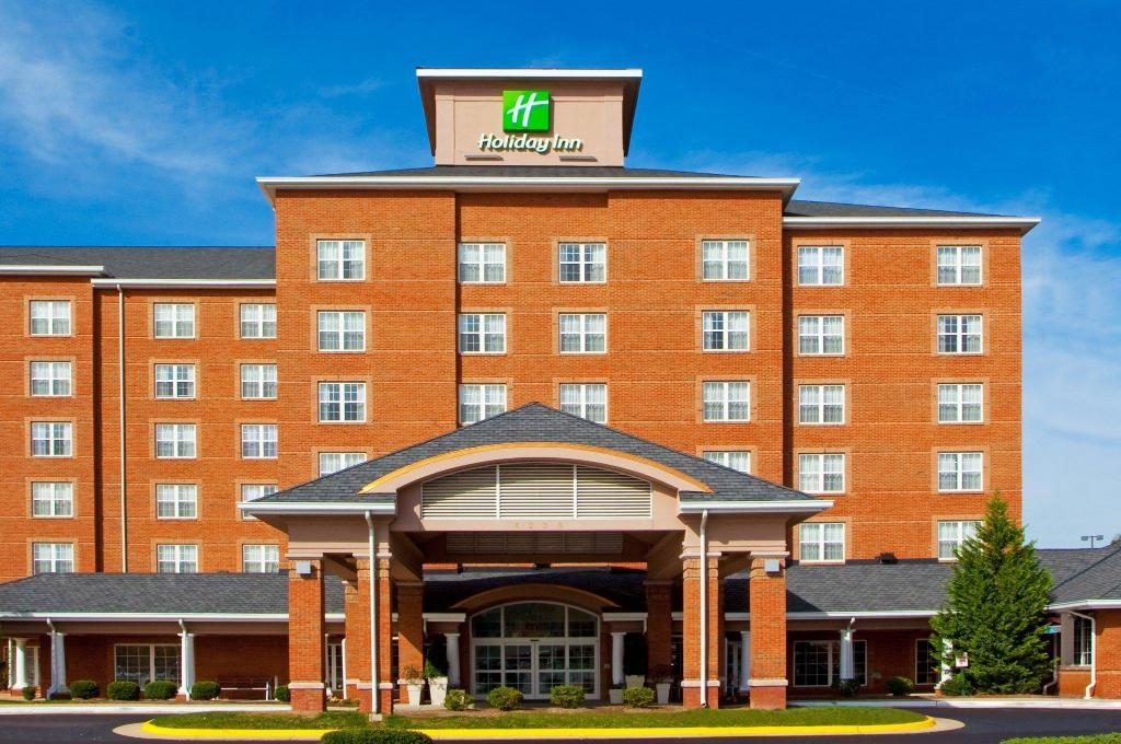 Exterior view Holiday Inn Chantilly-Dulles Expo Airport