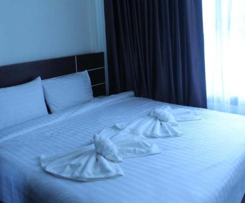 ห้องพักราคาถูกที่สุดที่อ่าวนาง ออสการ์ พูล วิลลา Aonang