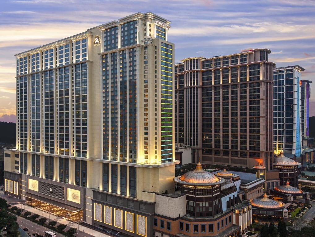 The St Regis Macao Cotai Central