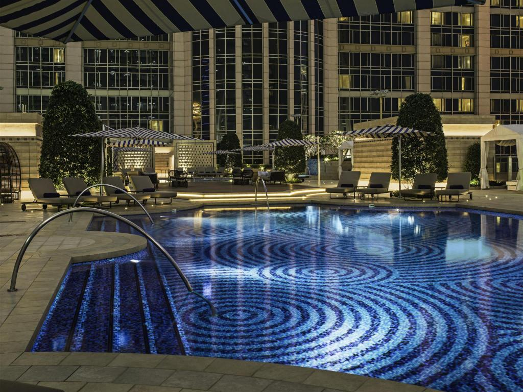 Swimming pool [outdoor] The St Regis Macao Cotai Central
