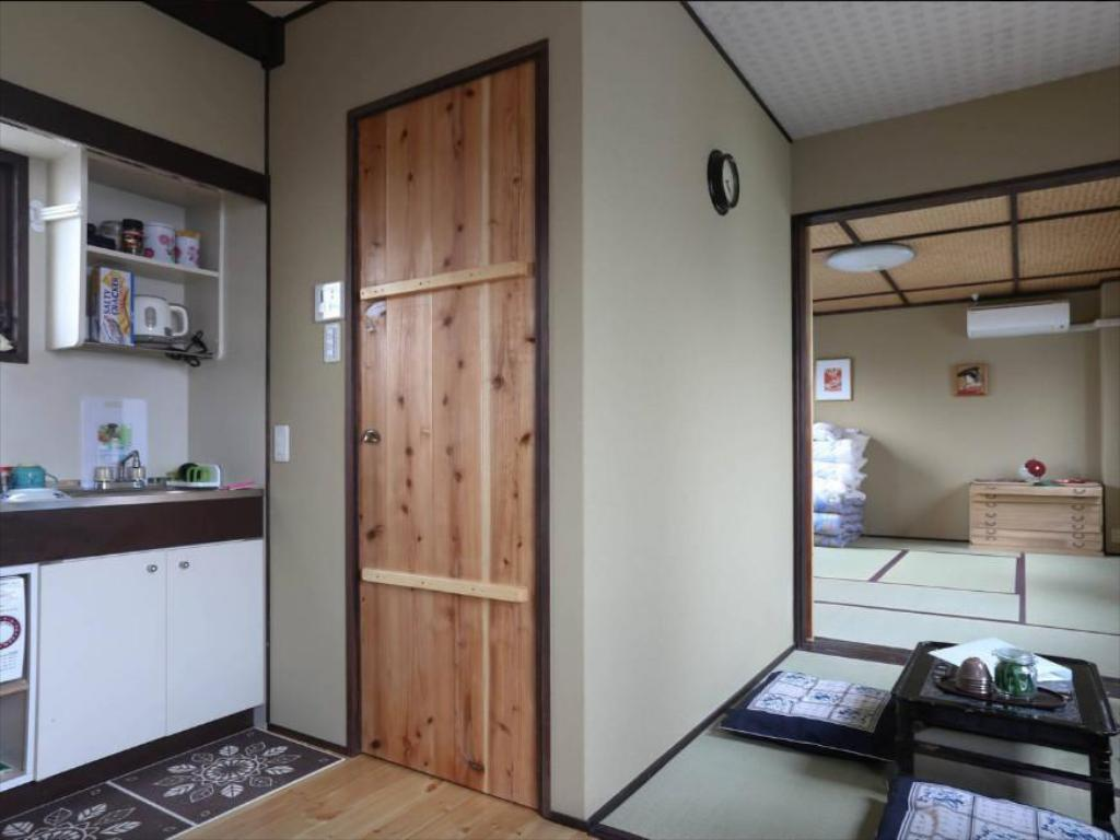 Kyoto Station Family Apartment II
