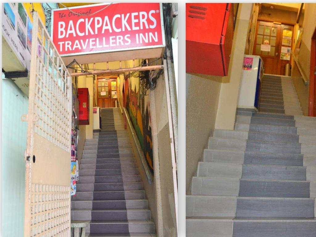 The Original Backpackers Travellers Inn im Detail