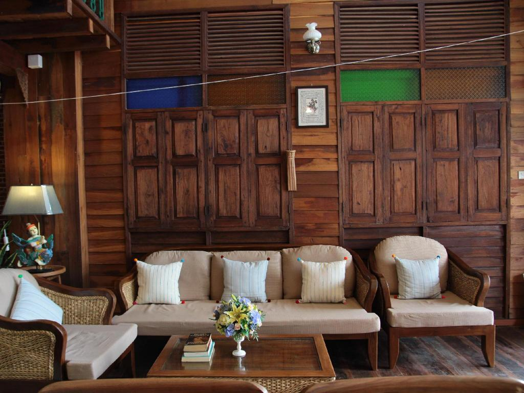 best price on rustic river boutique hotel in chiang mai