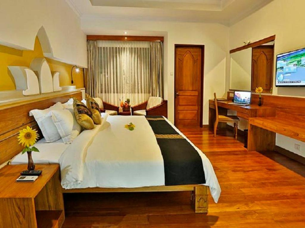 Deluxe Double or Twin  Room - Guestroom Ananta Inlay Resort