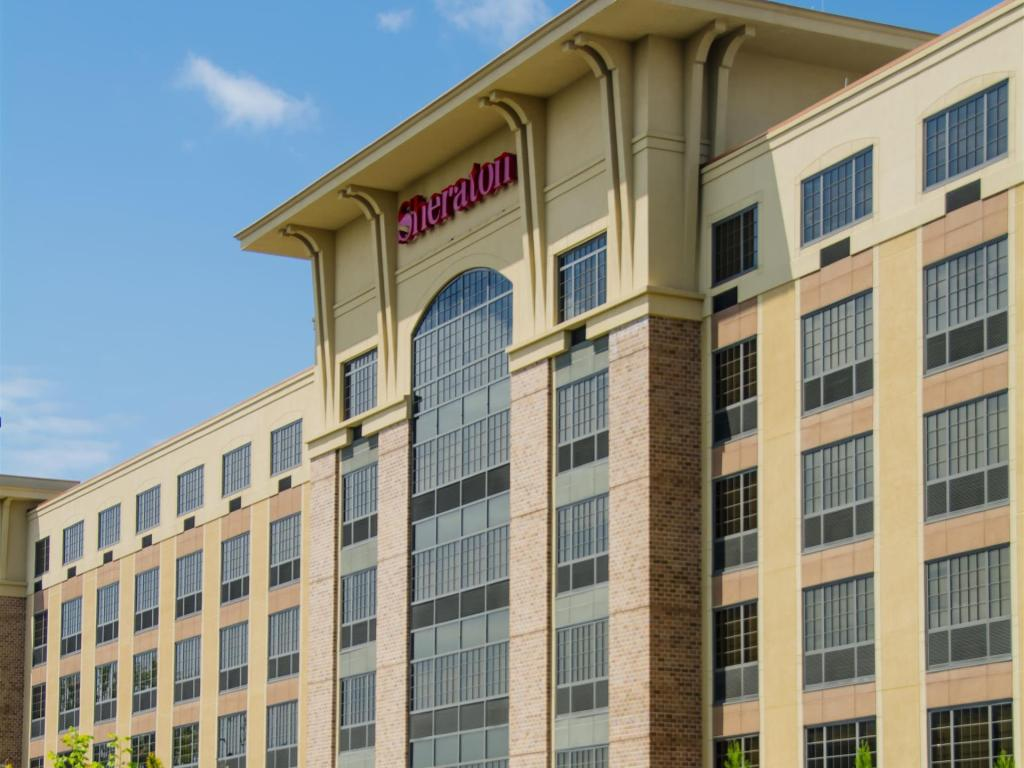 Экстерьер Sheraton Baltimore Washington Airport Hotel - BWI