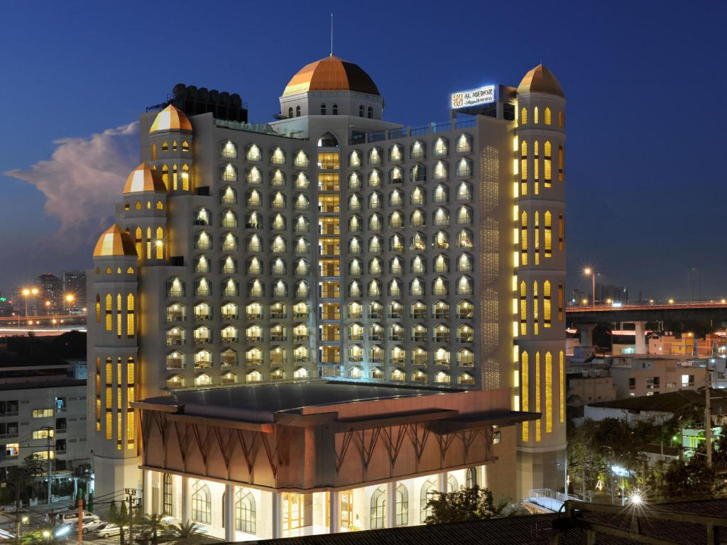 More about Al Meroz Hotel Bangkok- The Leading Halal Hotel