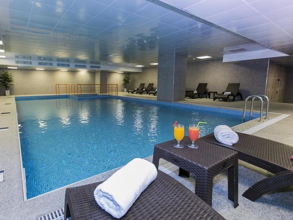 Qua Hotel Istanbul In Turkey Room Deals Photos Reviews