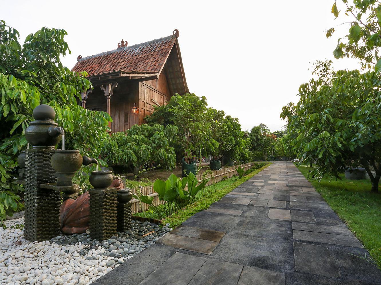 Book Omah Kecebong Guest House In Yogyakarta  Indonesia