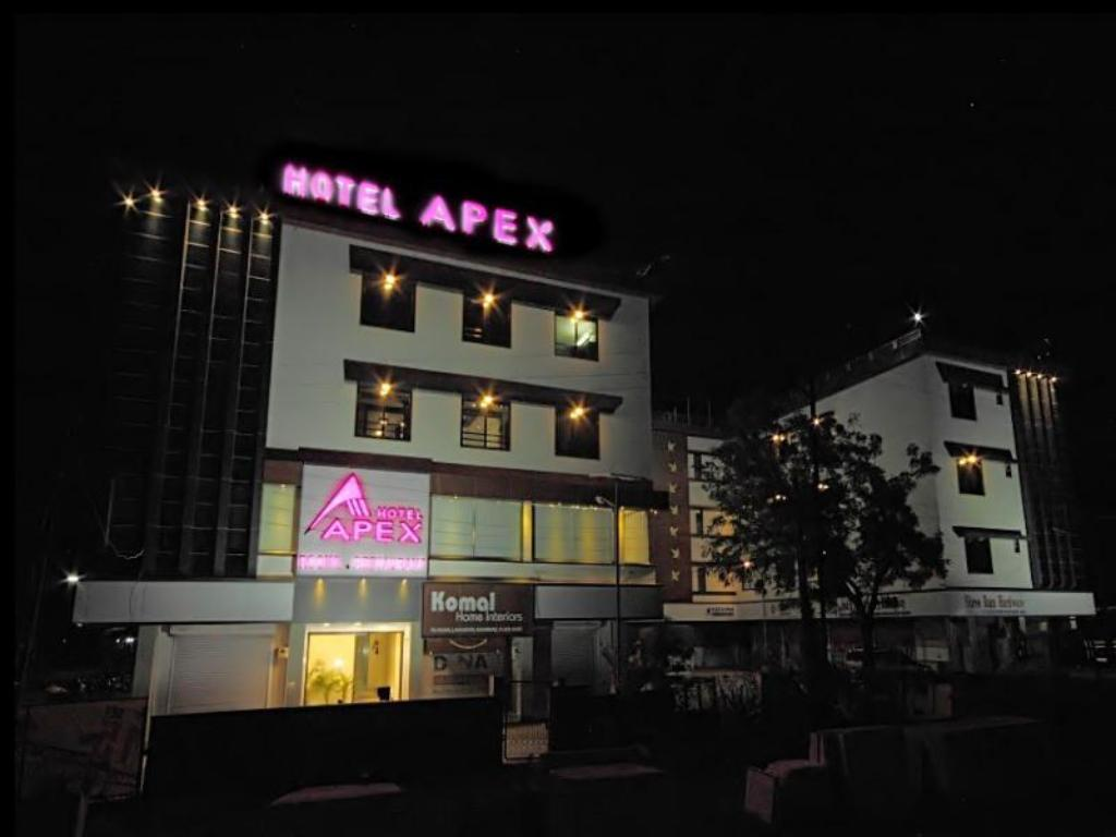 More about Hotel Apex