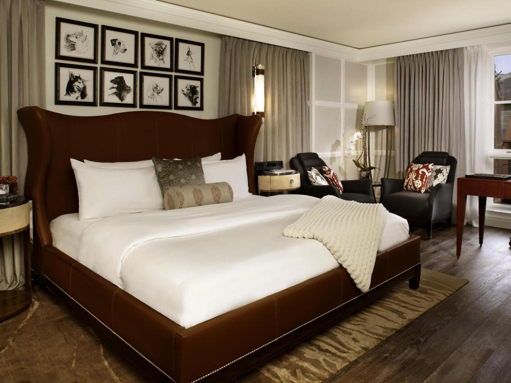 Deluxe - Cama The St. Regis Aspen Resort