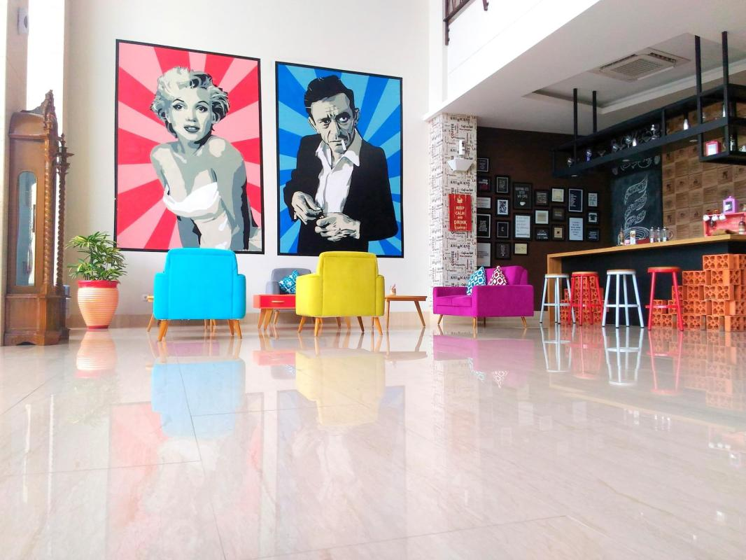Tjokro Style Yogyakarta Hotel In Indonesia Room Deals Photos Voucher Indomaret 100 X10pcs Reviews