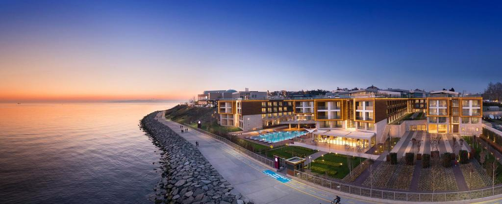 Crowne Plaza Florya Istanbul In Turkey Room Deals