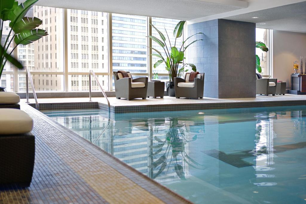 Piscine Trump International Hotel & Tower