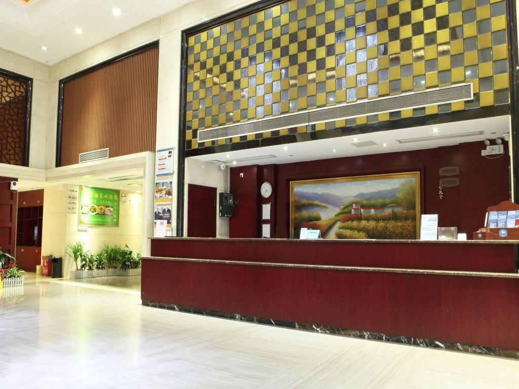 Hanting Hotel Guangzhou Shahe Branch In China