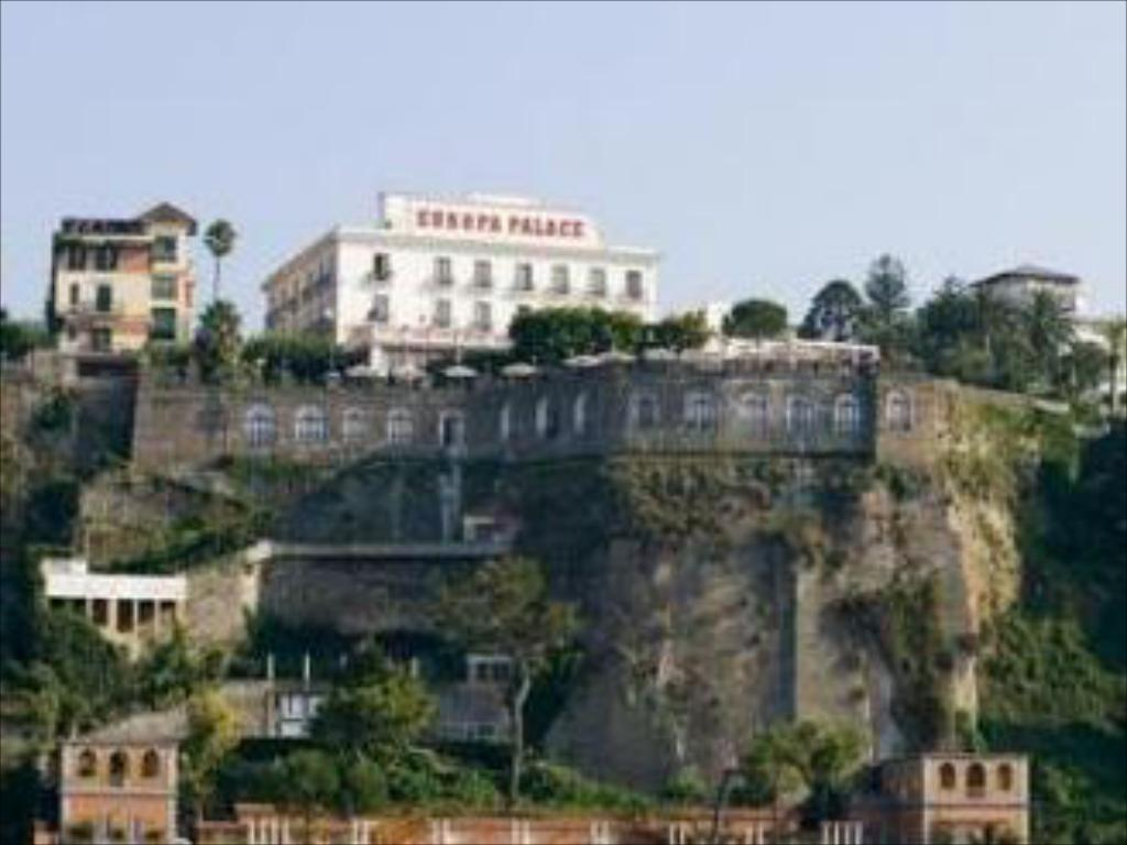 Grand Hotel Europa Palace Sorrent Ab 182 Agoda Com
