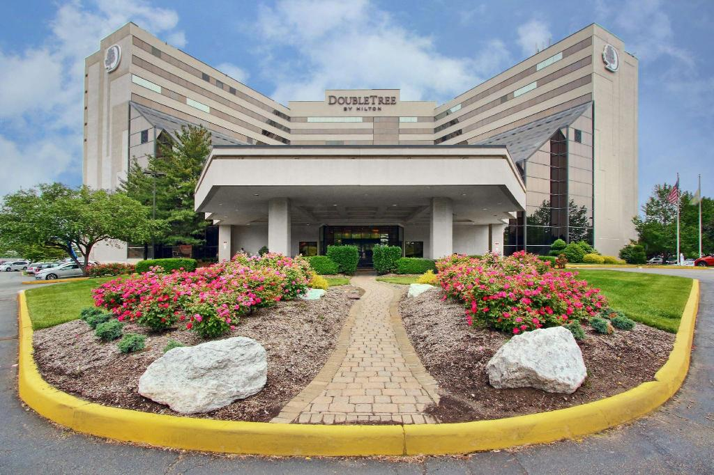 Doubletree by Hilton Newark Airport Hotel