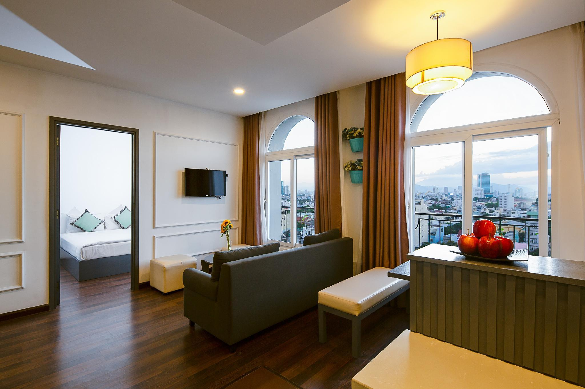 Grand hot. apartman s 2 King kreveta (Grand Suite 2 King Rooms)