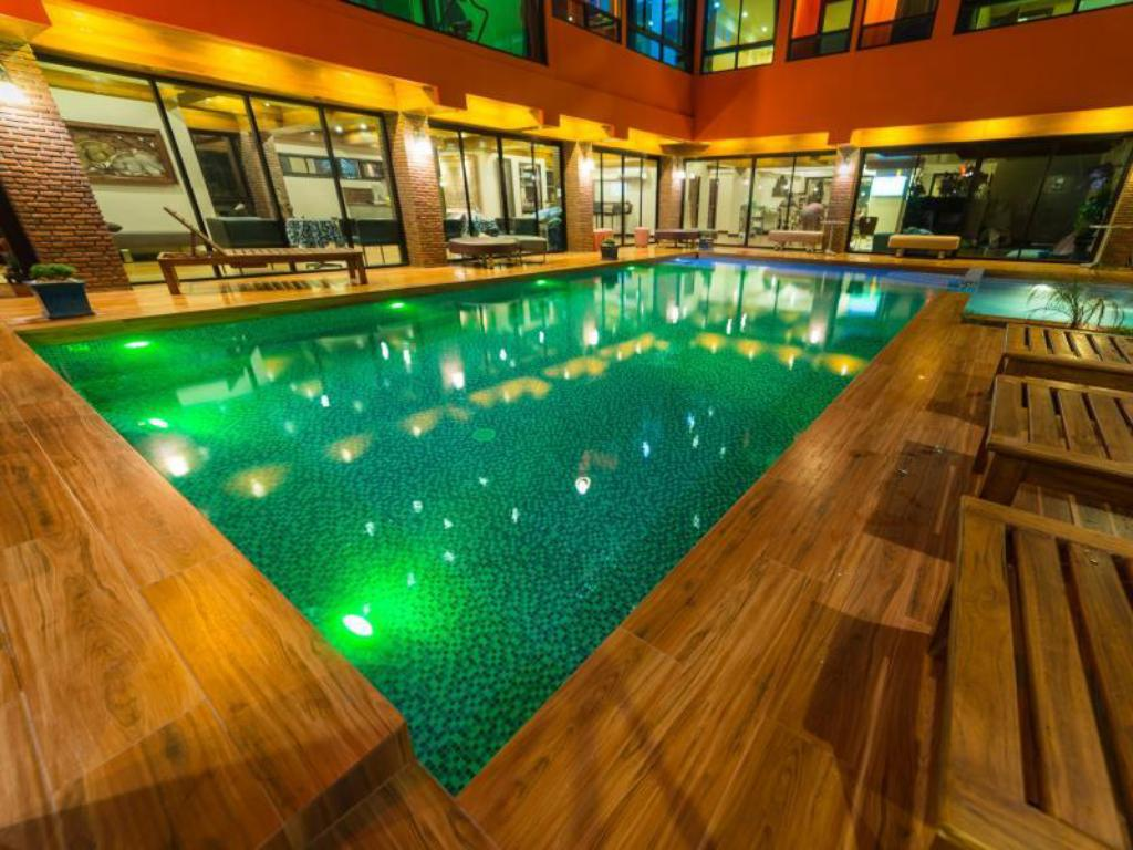 Piscina Thongtara House Boutique Residence