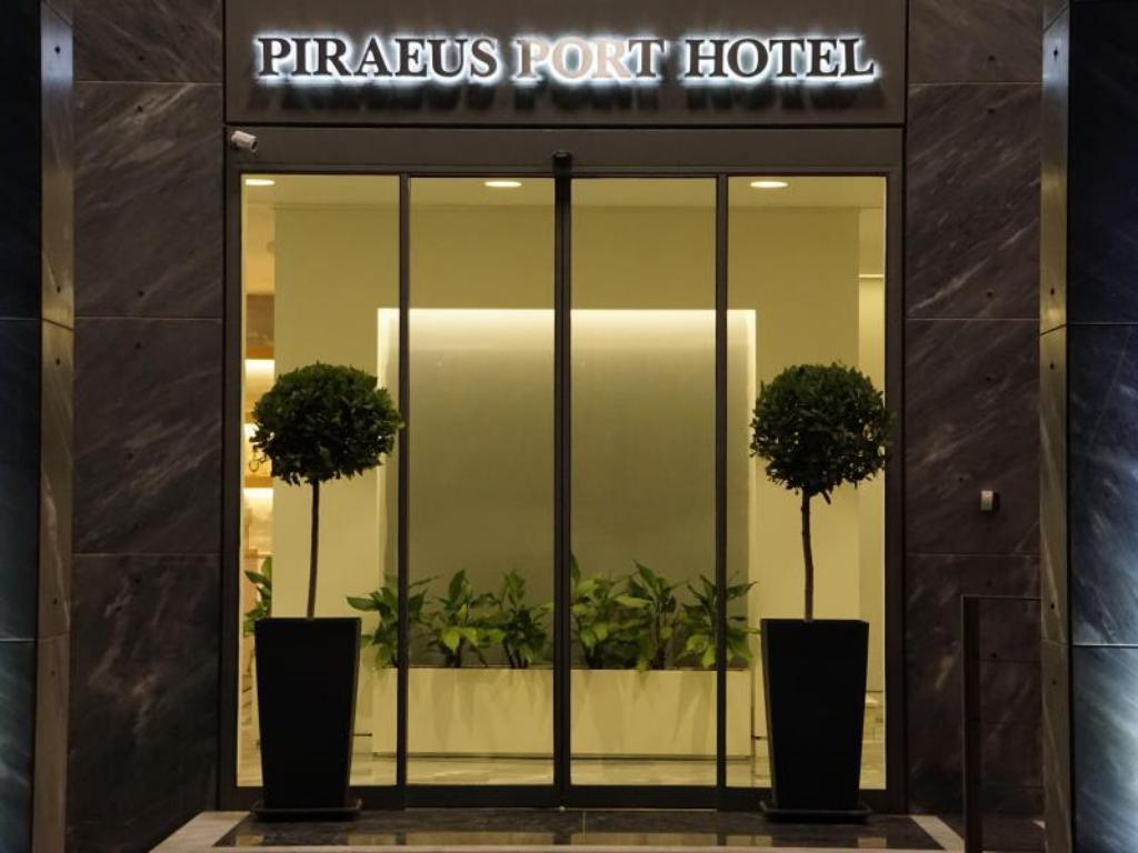Entrada Piraeus Port Hotel