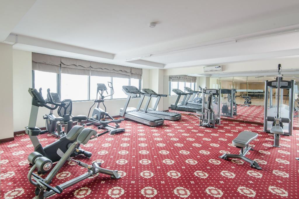 fitness centrum Muong Thanh Grand Lao Cai Hotel (Muong Thanh Grand Lao Cai Hotel )