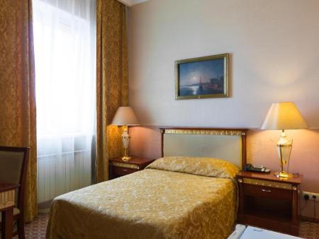 Single standard Silky Way Hotel Moscow
