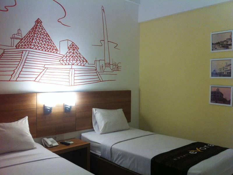 evora hotel in surabaya - room deals, photos & reviews