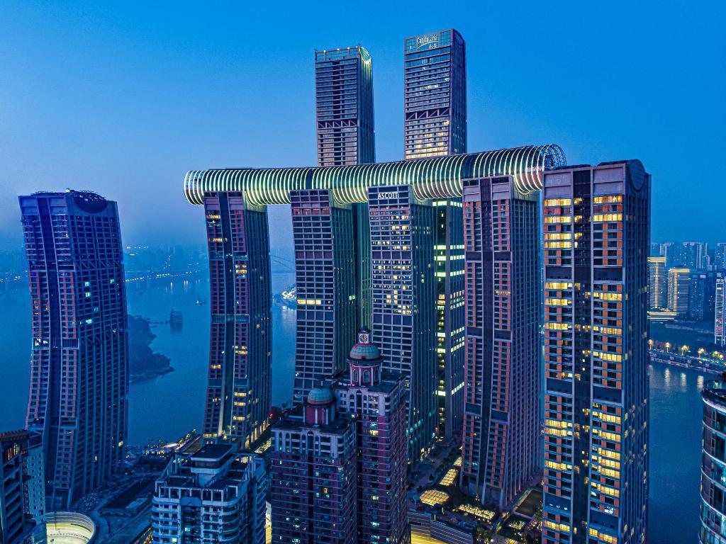 Ascott Raffles City Chongqing Hotel - Deals, Photos & Reviews