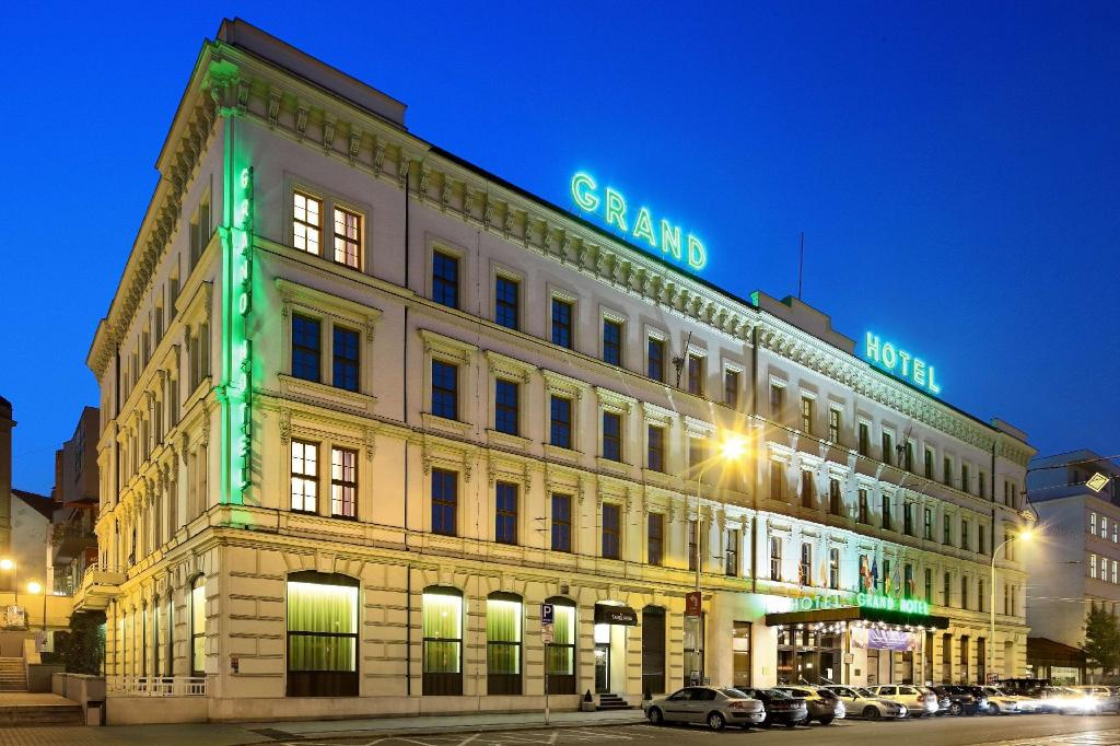 More about Grand Hotel Brno