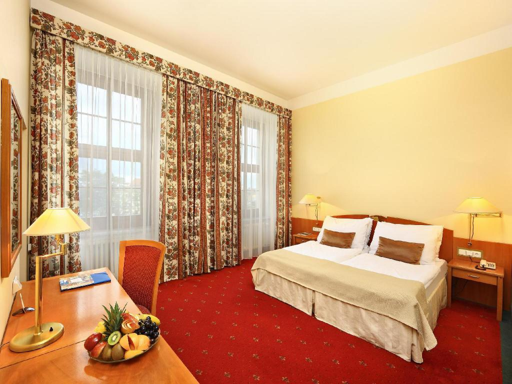 Standard Double Room Grand Hotel Brno