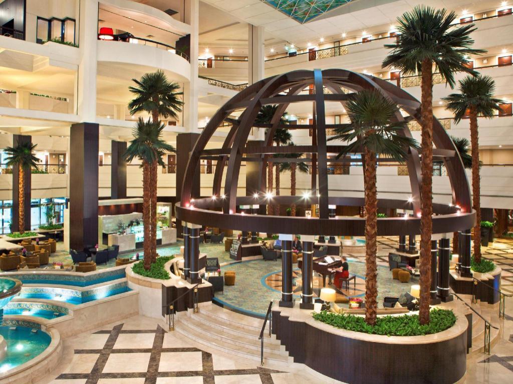 Roda Al Bustan Hotel In Dubai Room Deals Photos Reviews