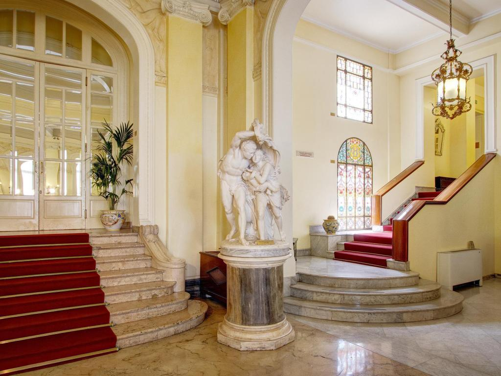 Grand Hotel Et Des Palmes In Palermo Room Deals Photos Reviews