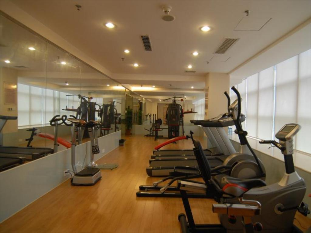 Fitness center Yihe Hotel Ouzhuang