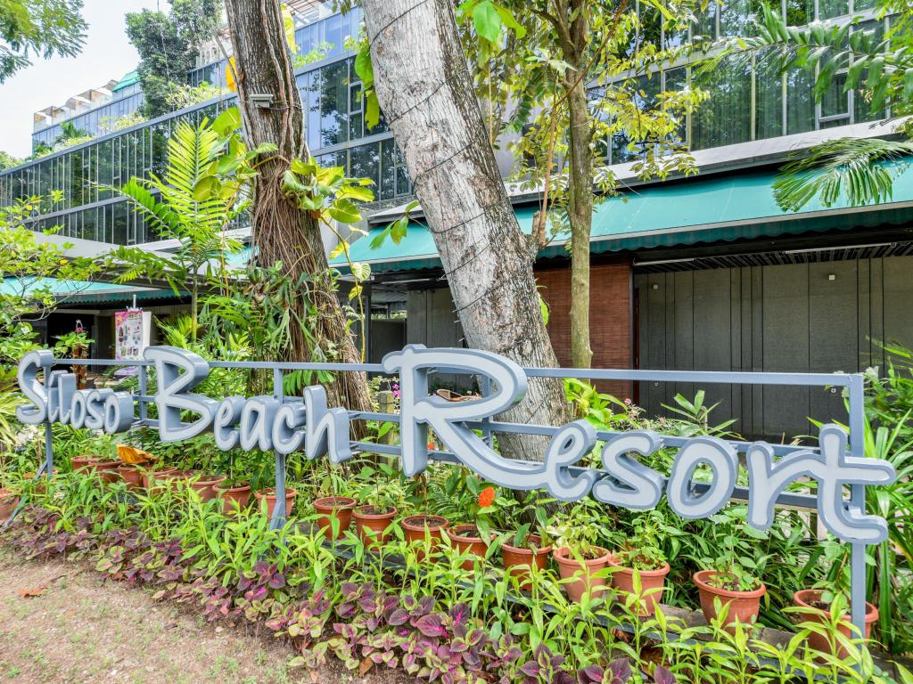 Beach Resort At Sentosa