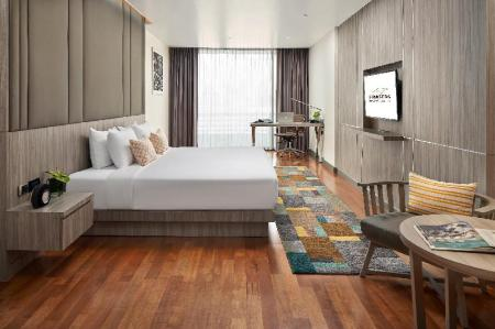 Studio Executive - Bed Fraser Suites Sukhumvit - Bangkok