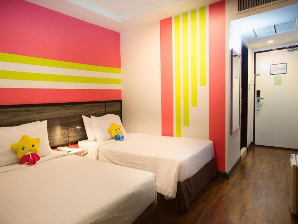 Superior  Double or Twin Room  - Guestroom Astera Sathorn Hotel