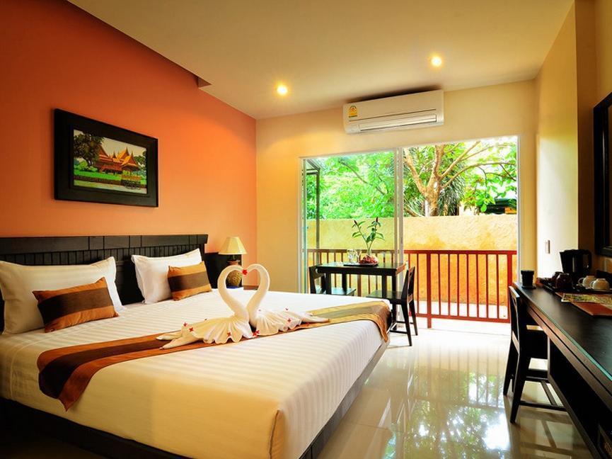 Ta Resort Suvarnabhumi Por Economy Airport El