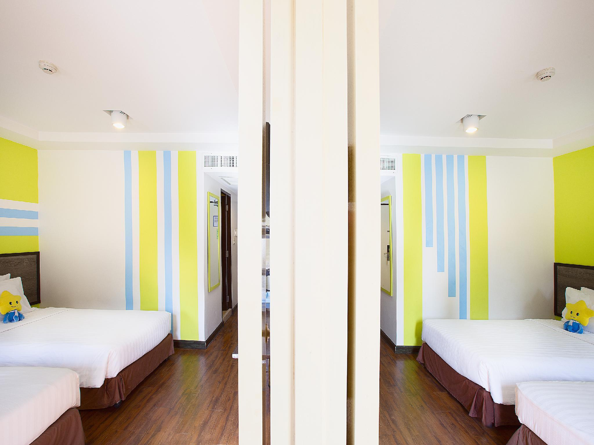 Connecting Double or Twin Room