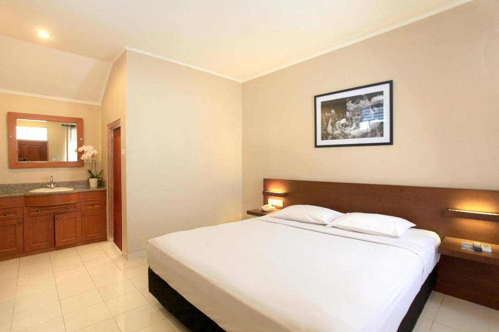 Hot Deal Room - Bed Matahari Bungalow Hotel