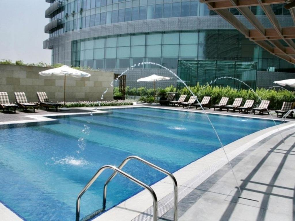 Burjuman arjaan by rotana in dubai room deals photos reviews for Hotel with private swimming pool in dubai