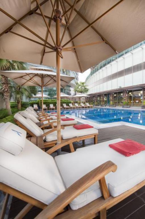 Swimming pool [outdoor] BurJuman Arjaan by Rotana