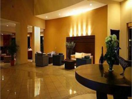 Lobby Holiday Inn San Salvador