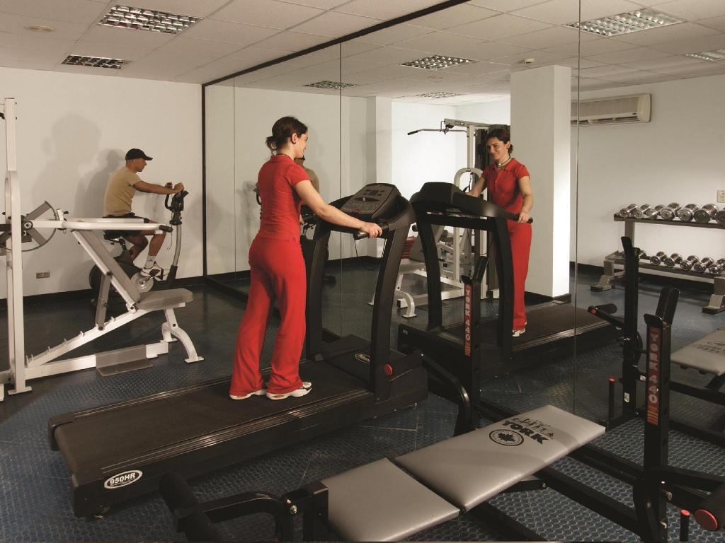 Fitness center Jaz Dahabeya Resort