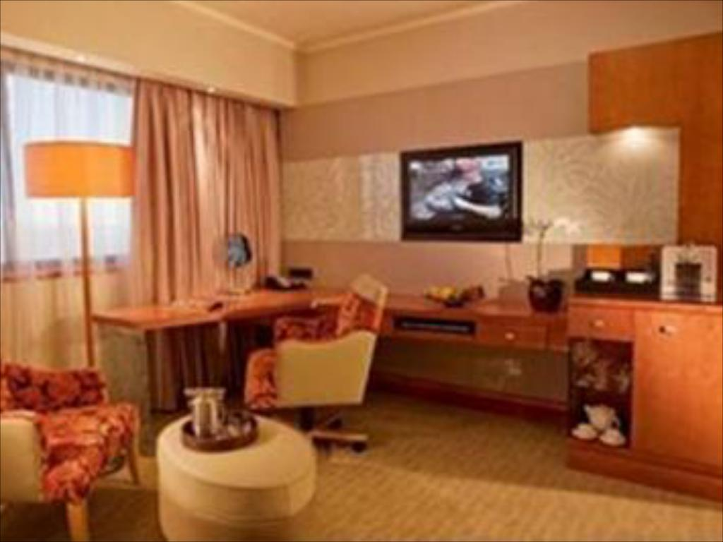 Intercontinental Deluxe Room - Habitació Intercontinental Johannesburg Sandton Towers